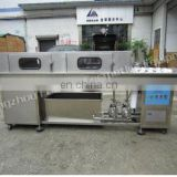 FLK CE Glass Bottle Tunnel High Temperature Drying Oven Machine,Bottle Hot Air Sterilizing Machine