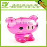 Good Quality Promotional Plastic Piggy Bank
