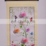 3D pvc wall hanging picture