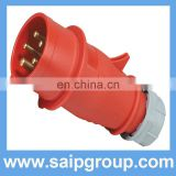 2013 New SP-3 16 Amps 5 Pins Industrial Socket IP44 Single Phase Industrial Socket
