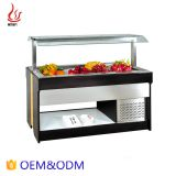 Catering Equipment 1.9M Counter-Top Marble Salad bar refrigeration