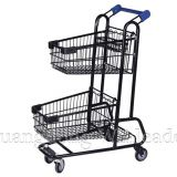 YLD-MT070-1F American Shopping Cart, shopping trolley