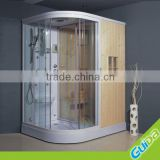steam shower room,shower cabin, bathroom