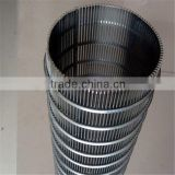 Stainless Steel Water Well Screen/Wedge Wire Screen