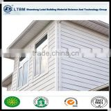 Exterior Wall Of Office Buliding class-A1 Fire-proof Wood Grain Siding Panel for Buliding & Decoration Material