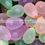 enjoy happy times together- fluorescence water balloon, children toy balloon biodegradable water balloons
