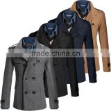 wholesale men's wool coats/wholesale winter coats/wholesale fashion winter coats/wholesale designer coats