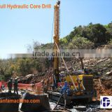 BQ,NQ,HQ,PQ wireline coring! HF-6 full hydraulic diamond core drill rig for sale