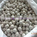 White Inert ceramic alumina ball