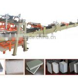 High quality mgo board production making line