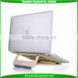 Laptop mounting bracket holder stand for macbook foldable ergonomic