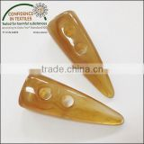 polyester plastic resin toggle button