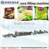 Co extrusion snacks machine/Jam Center snacks machines