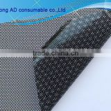 Hot sales One way vision for outdoor advertising printing perforated vinyl one way vision window screen with high quality