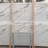 New arriving for Orchid White marble slab/Tiles                                                                         Quality Choice