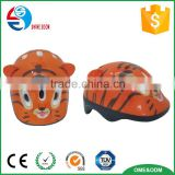Factory wholesale high safety animal shape kids bicycle helmet for sale