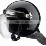 anti riot police helmet for police use equipment