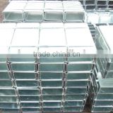 Road Barrier Galvanized U Blocks