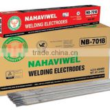 Welding electrode E7018/NB-7018 size size 2.6mm, 3.2mm, 4.0mm