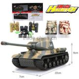 Infrared rc toy tank huanqi rc toy (Twin Pack)RC Battle Tank RC 529 Tank