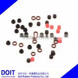 butyl rubber stopper cable stopper one hole silicone stopper made in china