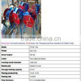 CE with Competitive Price Cassava Chips Cutting Machine