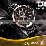 Hot selling OEM stainless steel chain watches men luxury                                                                                                         Supplier's Choice