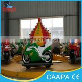 Changda design !!! Attractive playgrounds equipment motor racing rides
