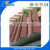 Wante high quality building materials/ galvanized steel plate/ selling price of roof tile