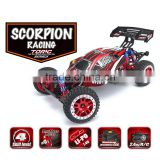 High set function 1/8 scale electric 4wd car rc brushless