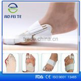 China Supplier Wholesale Big Toe Bunion Splint Straightener Relief Foot Pain Protector Hallux Valgus