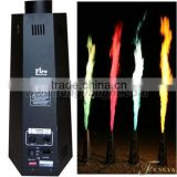 Color Flame projector, DMX512 color fire machine, special effect flame projector