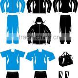 Custom new design Blank Wholesale cheap soccer kits