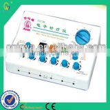 with CE and FDA Portable 6 Channel Electronic Pulse Massager Acupuncture Stimulators Machine