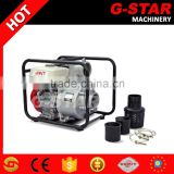 WB40 agricultural irrigation 9hp gasoline farm water pump
