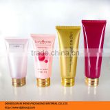 New Hot Sale Plastic Cosmetic Skin Whitening Cream Tube Packaging
