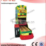 blowing redemption game machine / electronic bowling game machine / arcade fancy bowling game