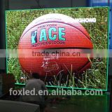 light weight slim outdoor full color DIP/SMD p6 advertising led module