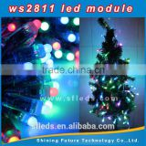 Waterproof full color 12mm DC12V rgb pixel christmas lights led pixel light direct and for outdoor singn letter