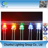 2014 hot sale 5mm diodes strawhat led for Indoor and outdoor commercial lighting