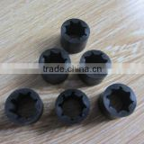 Coupling rubber bush customized