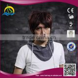 2014 New fashion style High Temperature Fiber mens fashion wigs