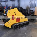 mini skid steer loader smooth mulch bucket/boxer mini skid steer loader/toro dingo mini skid steer loader