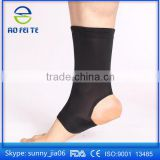 Make High Quality Copper Compression Ankle Brace Sleeve /Plantar Fasciitis Socks/Foot sleeve
