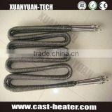 W type electric furnace heating elements