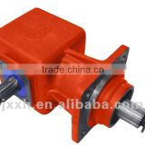 Forward Reverse Bevel Gearbox for Rotary Tiller/Cultivator