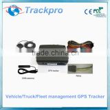 Vehicle GPS Car Tracker with Two Way Audio, Arm/disarm by Remote, Door Open Alarm, Android/iOS App
