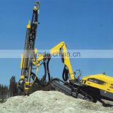 Chinese Suppliers Atlas Copco Hydraulic Surface Drill Rigs ROC D7 For Sale With Good Price