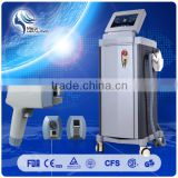 Lady / Girl Professional 808nm Diode Laser High Power Permanent Hair Removal 0-150J/cm2 Black Dark Skin
