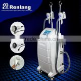 Factory Direct sales!2015 fat freezing lipolysis /cryotherapy/cool freeze fat machine in Guangzhou Renlang Beauty Factory